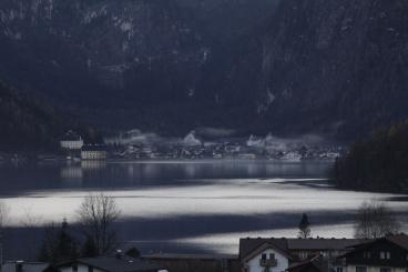 Obertraun from Halstatt